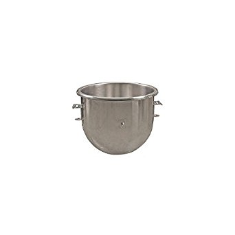 Stainless Steel Mixing Bowl for 20-Qt. Hobart A-200