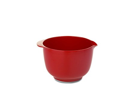 Rosti Margrethe Mixing Bowl - Melamine - 2 L - Red