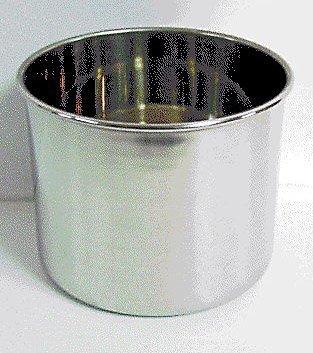 Stainless Steel 1 Quart Juicing Bowl