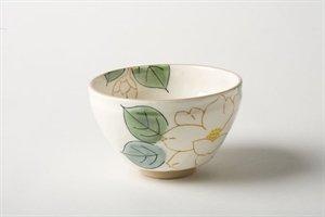 Aiya Ceremonial Matcha bowl (Sweet Camellia)
