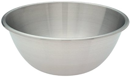 Amco Stainless Steel Mixing Bowl, 9-Quart