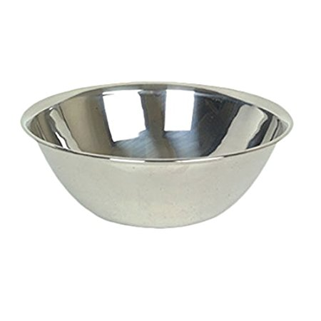 30 Quart Stainless Mixing Bowl, Comes In Each
