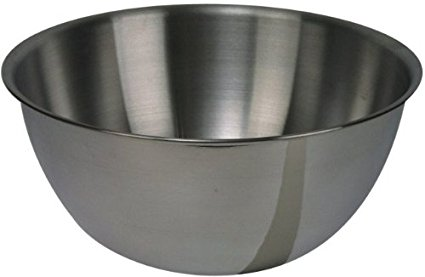 Browne (575912) 12 qt Deep Stainless Steel Mixing Bowl