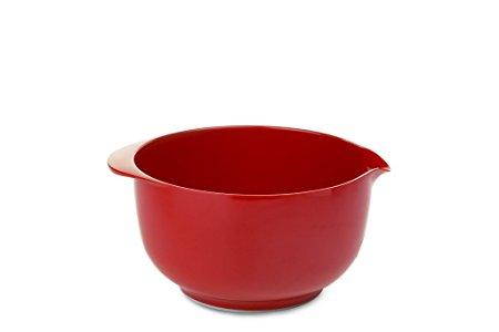 Rosti Margrethe Mixing Bowl - Melamine - 4 L - Red