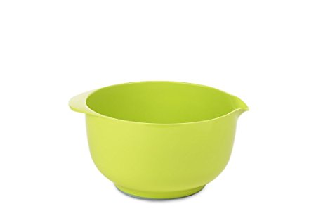 Rosti Mepal Margrethe Melamine Mixing Bowl 4 L (Latin Lime)