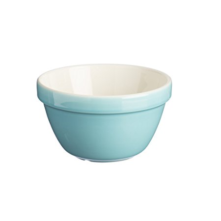 Mason Cash Color Mix Earthenware All Purpose Bowl, S36, 6-1/4-Inches, Turquoise
