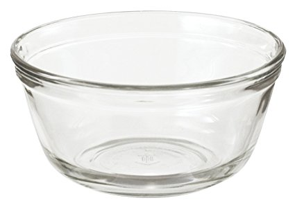Anchor Hocking Glass Mixing Bowl, 4-Quart