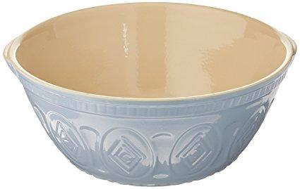 Tala 10B02012 Mixing Bowl, Blue/Cream